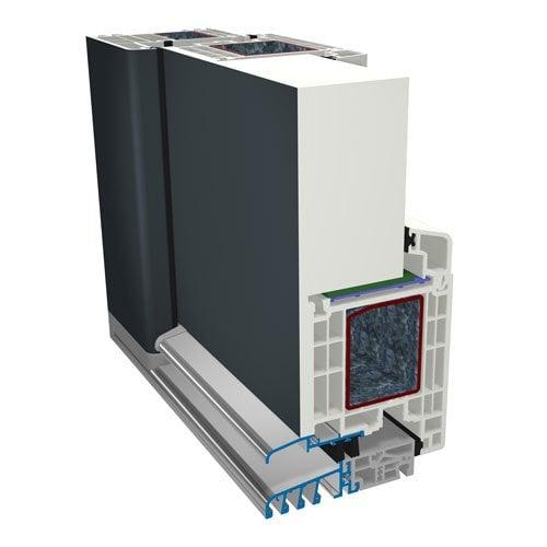 Haustür im System S 9000