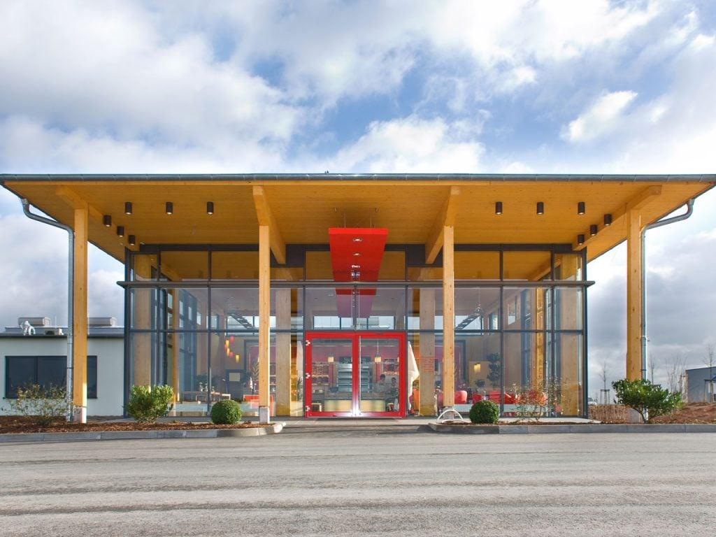 Bäckerei Helbing (Leinefelde-Worbis / Thüringen)