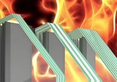 Brandschutz Aluminiumprofile